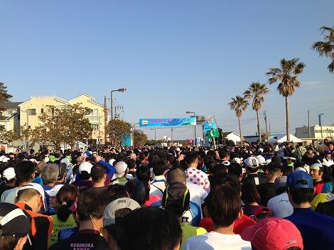 2014年湘南藤沢市民マラソン