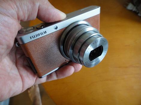 富士フィルムXF1 レンズ制御エラー