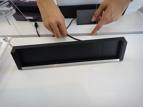 ソニーXPERIA Tablet Zスタンド