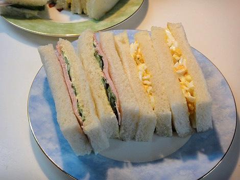 飯島奈美 サンドウイッチ