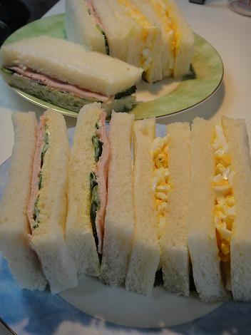 飯島 サンドウイッチ