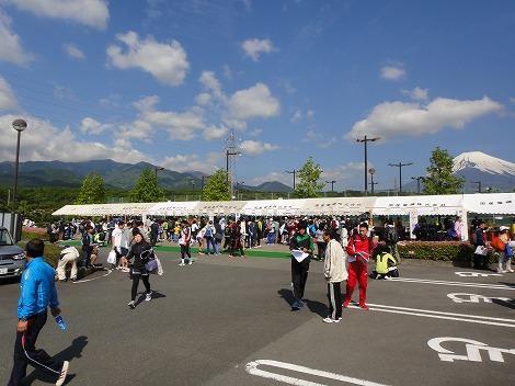 第36回富士裾野高原マラソン大会
